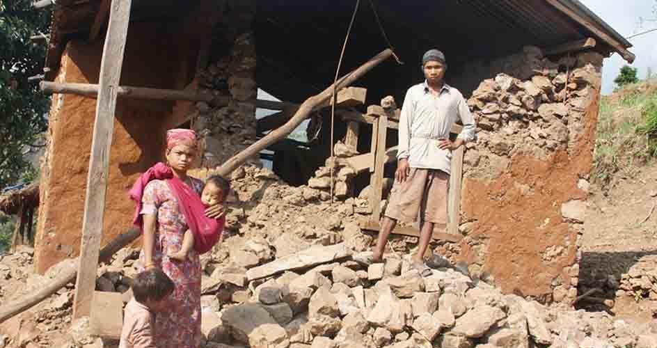 घर बनाउनै नसक्ने भूकम्पपीडितलाई सहयोग