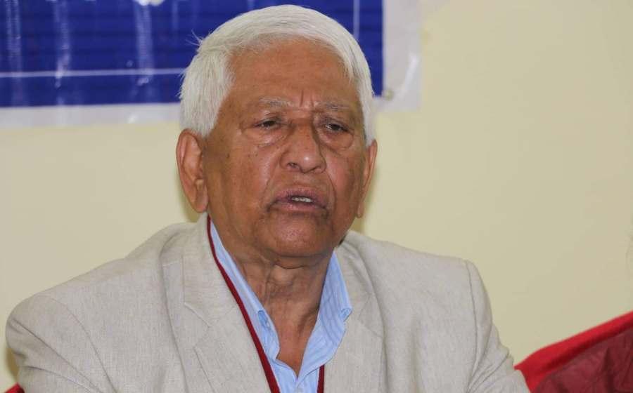 नेकपामाथिको प्रतिबन्ध अलोकतान्त्रिक कदम : नेता केसी