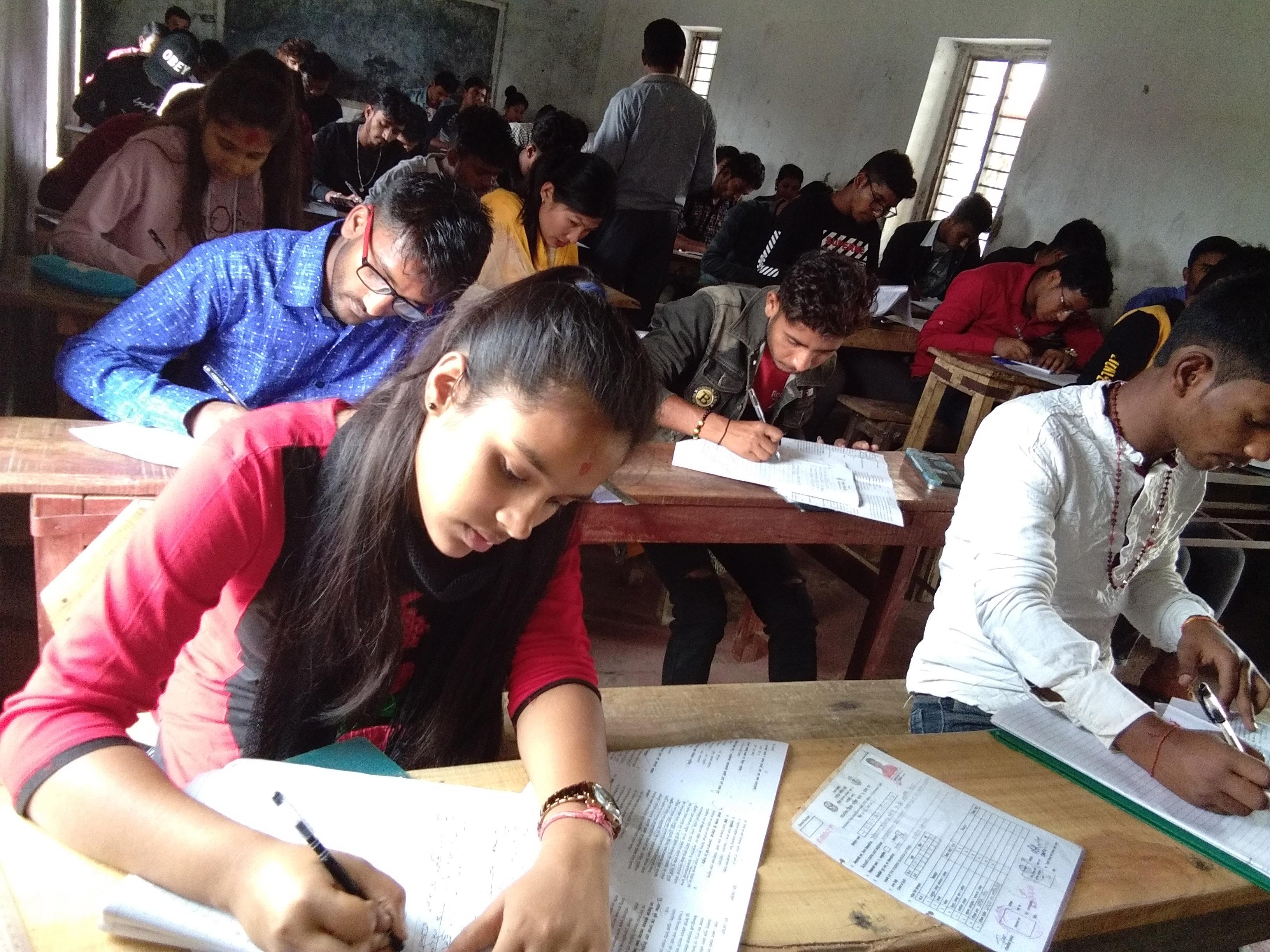 विज्ञान विषयको प्रश्न पत्र बाहिरिदा एसईई परीक्षा रद्द