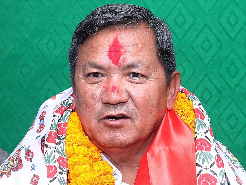 गण्डकीमा पुनः पृथ्वीसुब्बा गुरुङ मुख्यमन्त्री, विपक्षीको वहुमत पुगेन