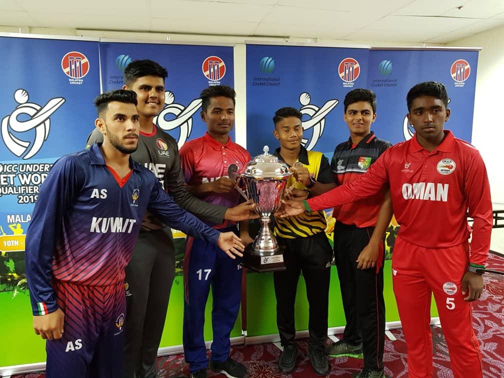 आइसीसी यु–१९ विश्वकप छनोट : नेपालसामू निरीह मलेसिया, नेपाल आठ विकेटले विजयी