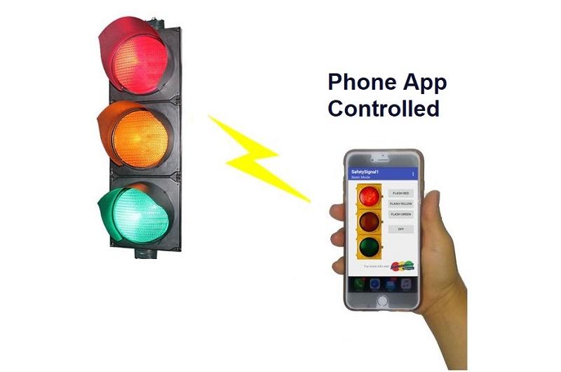 अब 'मोबाइल एप्स' बाटै उपत्यकाका ट्राफिक बत्तीको नियन्त्रण