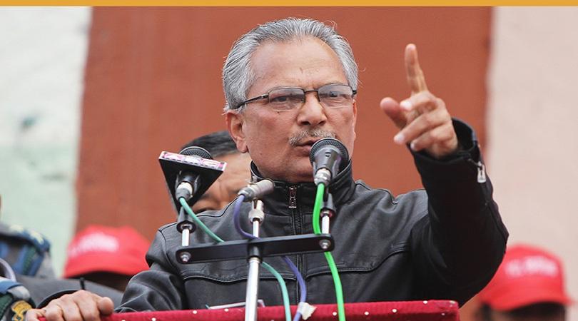 बाबुराम भट्टराईलाई धक्का, असन्तुष्ट नेताहरु नेकपा प्रवेश गर्दै