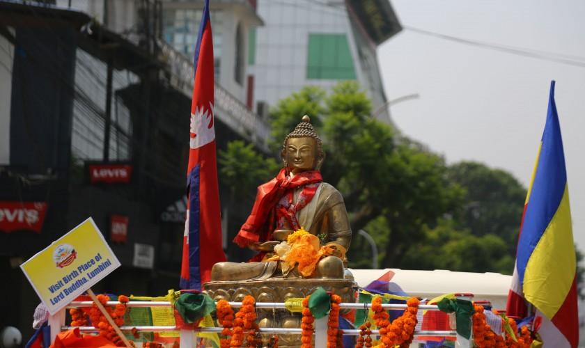 लुम्बिनी भ्रमणका लागि सम्पूर्ण काठमाडौँवासीलाई निम्तो