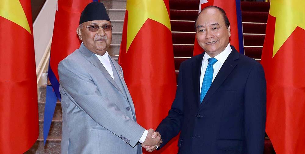 नेपाल र भियतनामबीच १६ बुँदे सहमति, कूटनीतिक र सरकारी राहदानीबाहकलाई भिसामा छुट