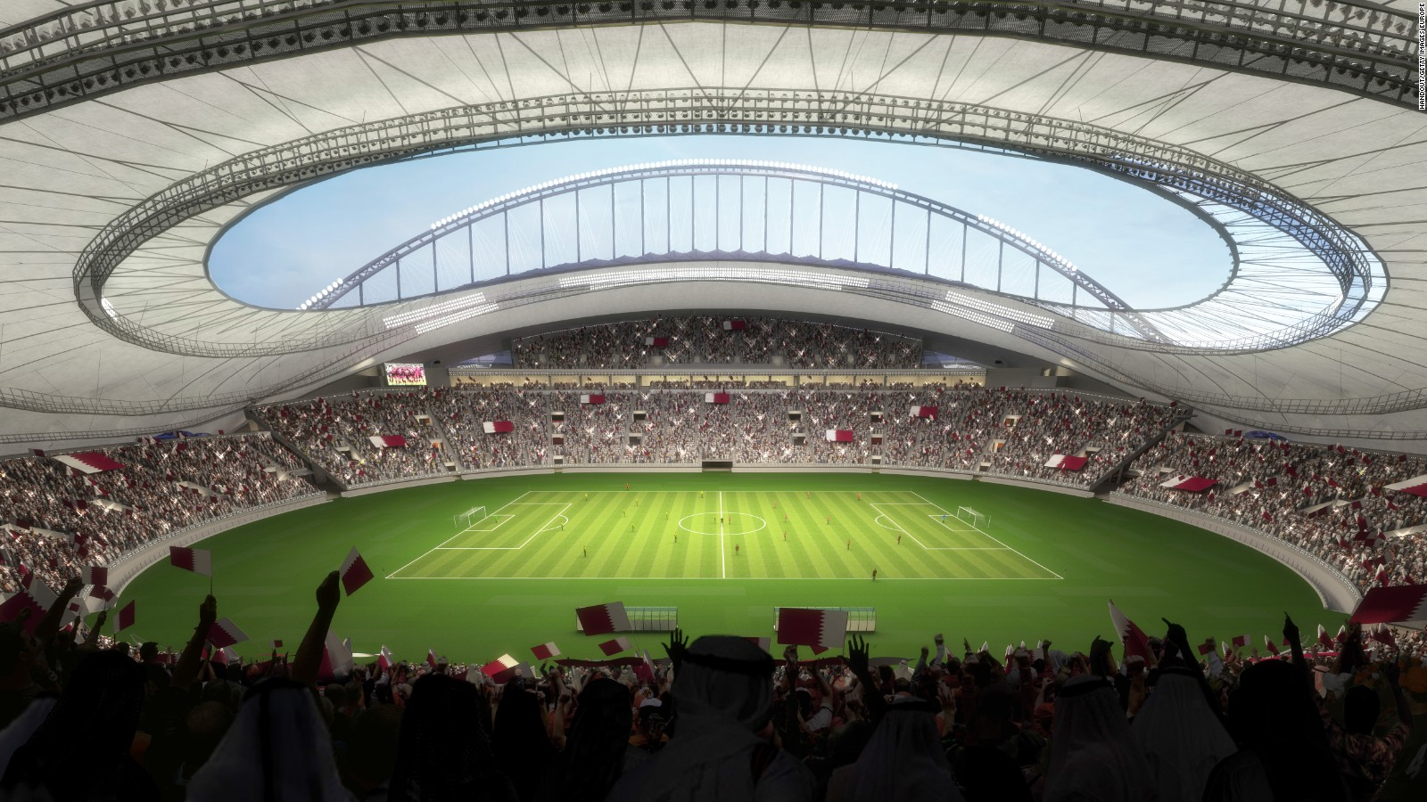 २०२२ को फिफा विश्वकप फुटबलमा ३२ टिम खेल्ने