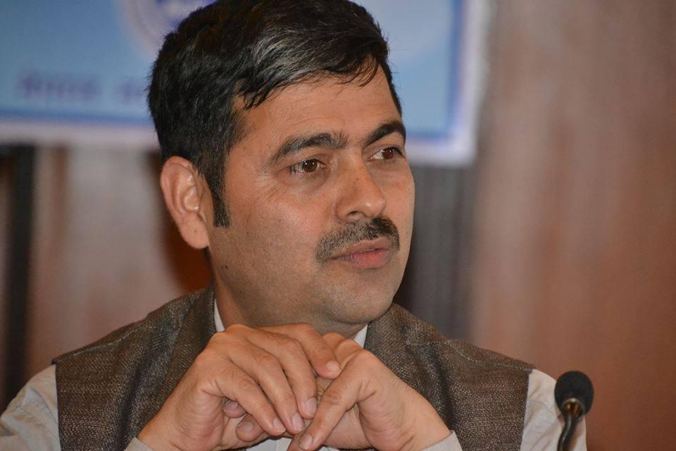 प्रदेश नीति तथा योजना आयोगका उपाध्यक्षले दिए राजीनामा