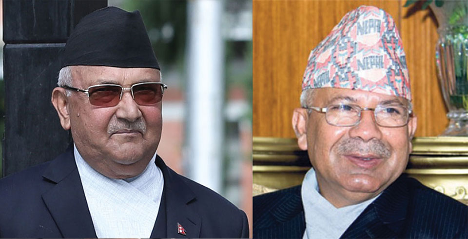 ओली–नेपाल विवाद चर्कंदै : ओलीले भने– 'तपाईंले दिएको स्वास्थ्यलाभको शुभकामना चाहिँदैन'