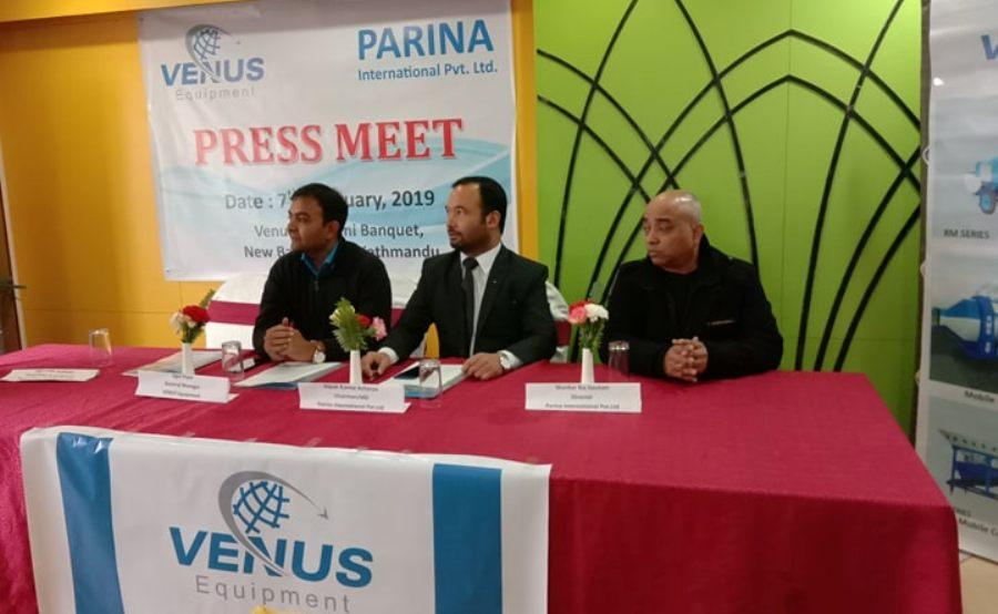 परिना बन्यो भारतीय ब्राण्ड भेनसको नेपालका लागि एक मात्र आधिकारिक बिक्रेता