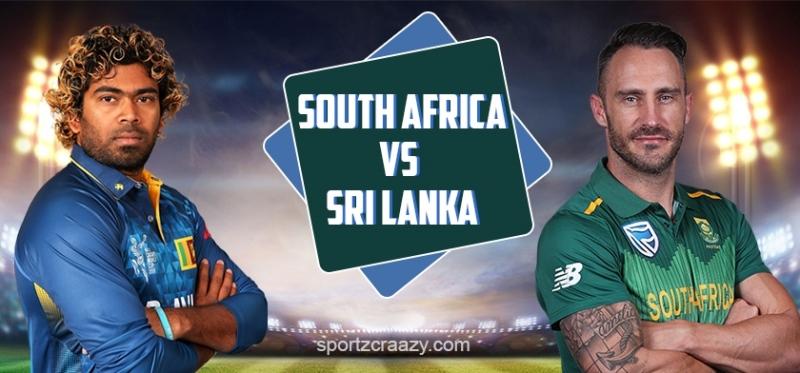 एक खेल अगावै श्रीलंका विरुद्धको सिरिज दक्षिण अफ्रिकाले जित्यो