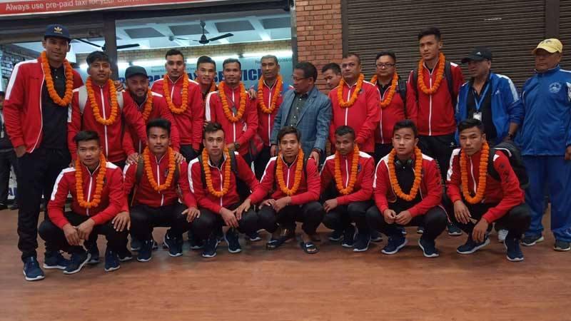 नेपाली टोली कुवेत प्रस्थान