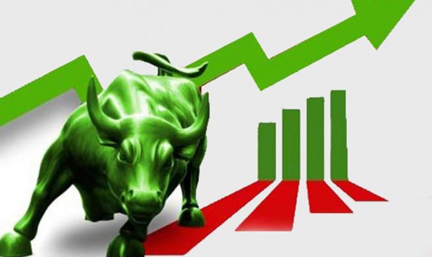 शेयर बजारमा आक्रमक छलाङ्, एकै दिन १४ अंकको सुधार गर्दै आधा अर्बको कारोबार