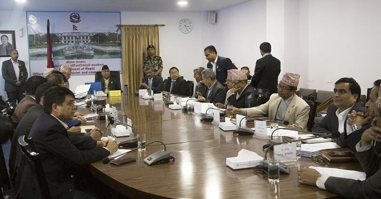 लगानी सम्झौताका सबै परियोजना सहजीकरणका लागि उच्चस्तरीय संयन्त्र गठन