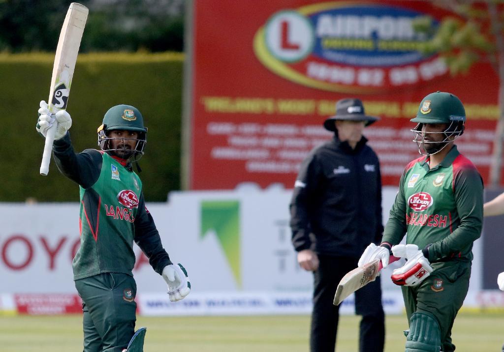 त्रिकोणात्मक सिरिजः आयरल्याण्डविरुद्ध बंगलादेशको शानदार जीत