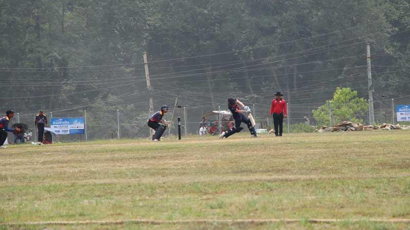 प्रधानमन्त्री कप क्रिकेटको उपाधि नेपाल पुलिसले जित्यो