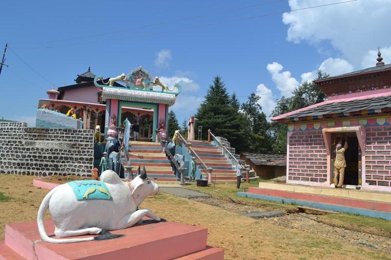 उग्रतारा मन्दिरको १७ हजार रोपनी जग्गा कब्जा