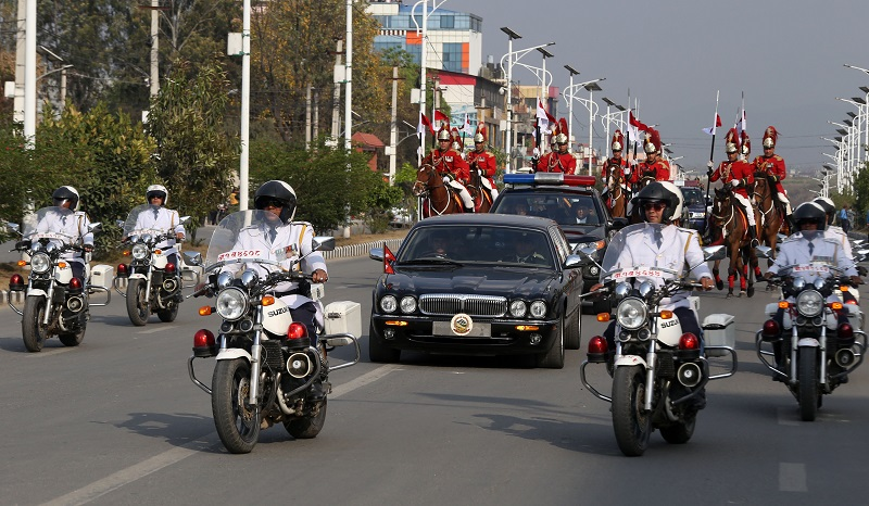 राष्ट्रपति भण्डारी म्यानमारबाट जापान जाने