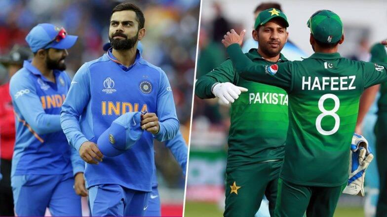 विश्वकपः भारत र पाकिस्तान भिड्दै आज, वर्षाको सम्भावना कति?