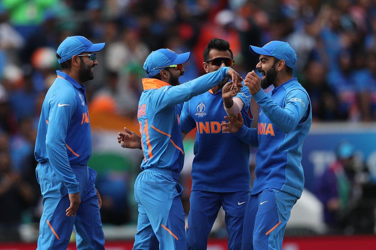 विश्वकप क्रिकेटः ८ वर्षपछि भारतले अष्ट्रेलियालाई हरायो