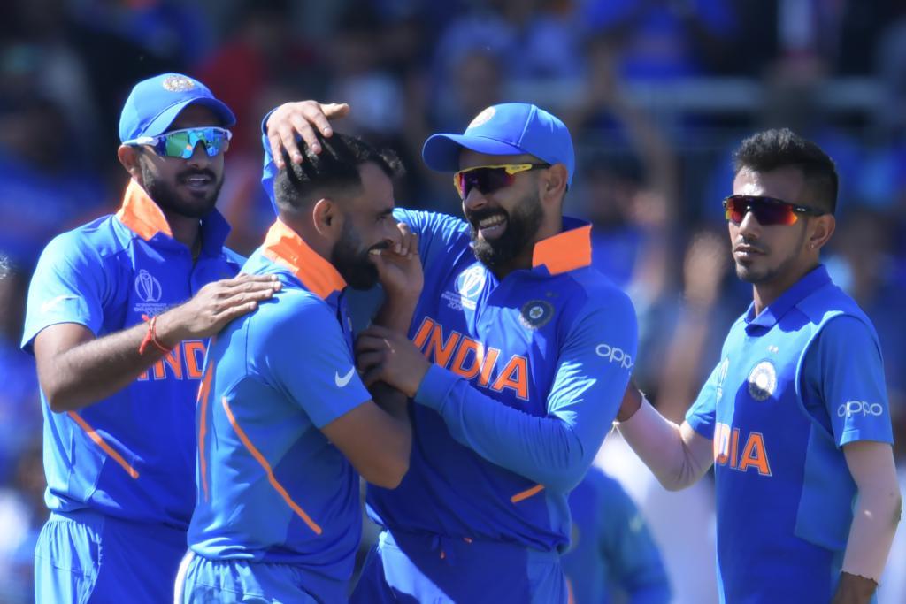 विश्वकपः रोकएन भारतको विजयी यात्रा, वेस्ट इन्डिज १२५ रनले पराजित