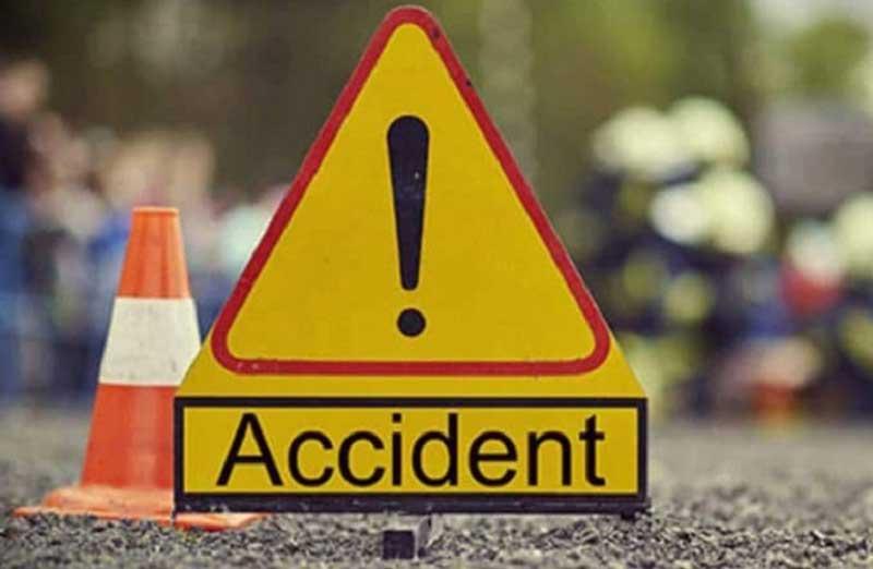 रौतहटमा गाडी दुर्घटना, ६ प्रहरीसहित ११ जना घाइते