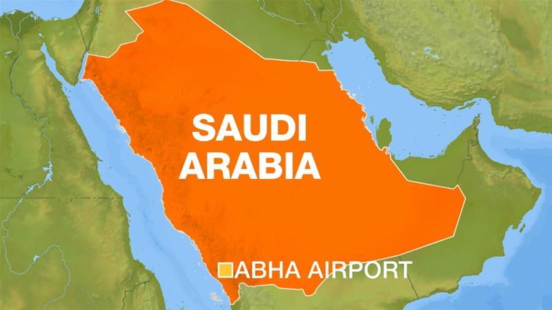 साउदी अरबको विमानस्थलमा विष्फोट, २६ जना घाइते