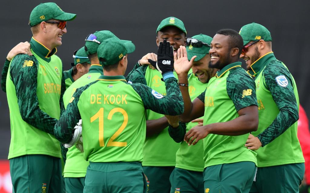 विश्वकपः दक्षिण अफ्रिकाको पहिलो जीत, अफगानिस्तानको लगातार हार