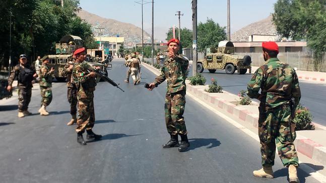 काबुलको रक्षामन्त्रालयनजिक बम विष्फोट, ३४ जनाको मृत्यु