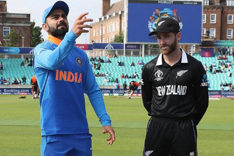 विश्वकप सेमिफाइनलः आज भारत र न्यूजिल्याण्ड खेल्दै, सम्भावित प्लेइङ–११