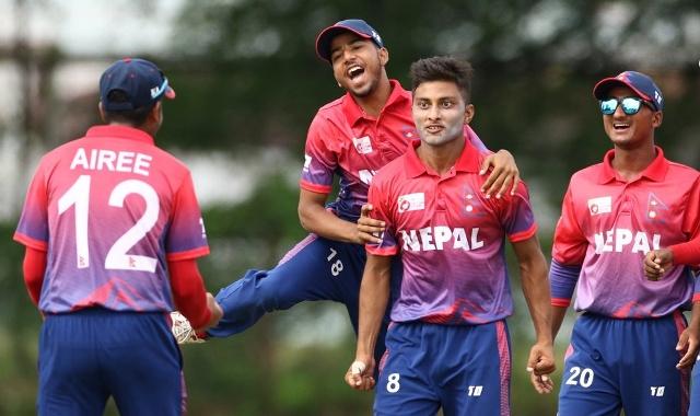 यू–१९ एसिया कपः अन्तिम खेलमा यूएइको सामना गर्दै नेपाल