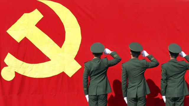 विस्वभरका कम्युनिस्टहरूलाई ठूलो झट्का