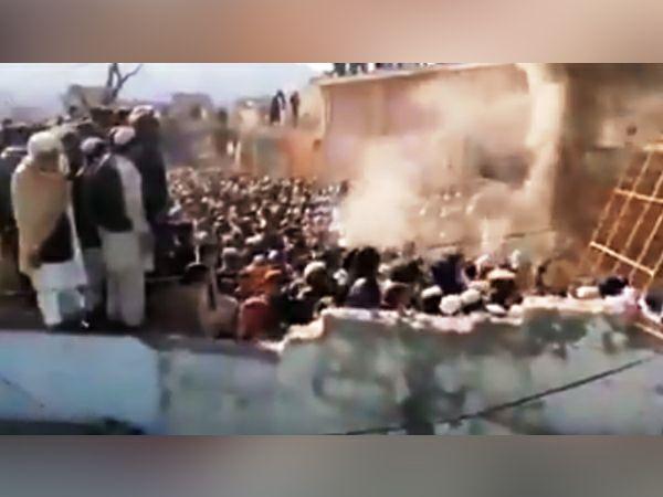 पाकिस्तानमा हिन्दुहरूमाथिको अत्याचार बढ्दो क्रममा, एक पवित्रस्थल ध्वस्त पारियो