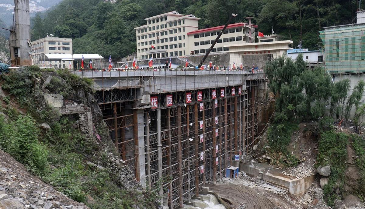 नेपाली भूमिमा चिनियाँ भन्सार भवन