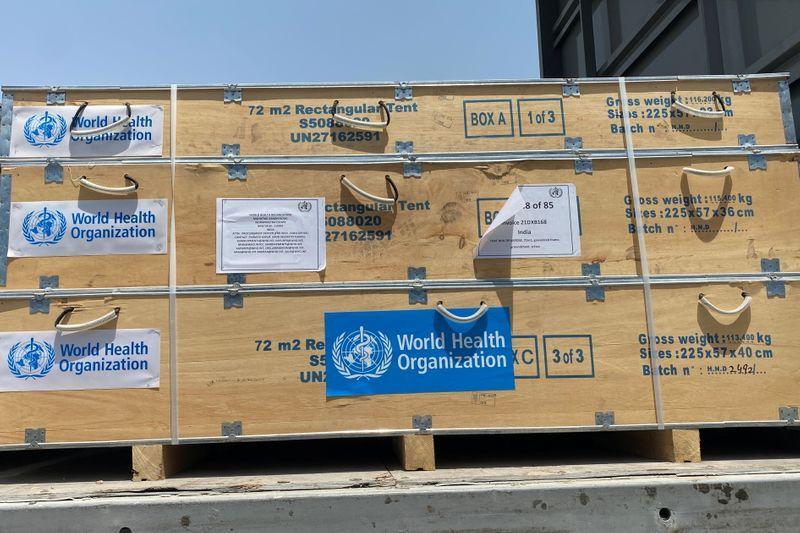 इमिरेट्स एयरलाइन्सले भारतमा निशुल्क स्वास्थ्य सामाग्री ढुवानी गर्ने