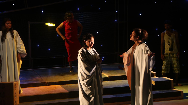'गुम्फन' नाटक शिल्पी थिएटरमा