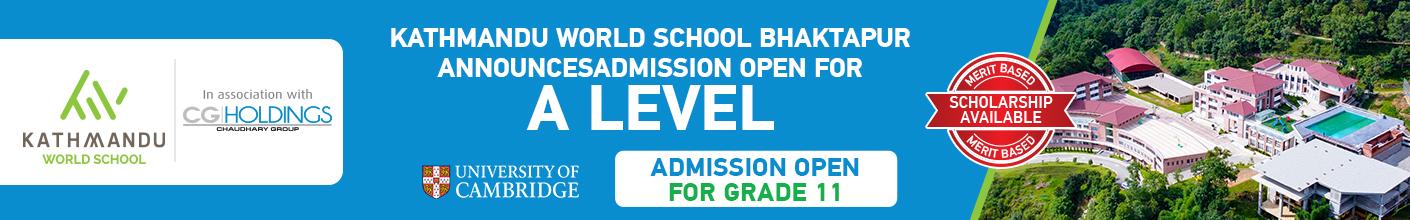 Kathmandu World School (KWS) 2021