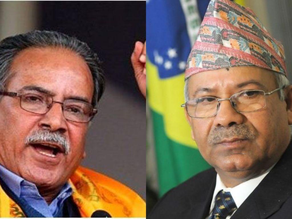 ओली-प्रचण्ड विवादमा नेपाल 'मौन', पूर्वएमाले नेतासँग दाहालको भेटघाट बाक्लिदै