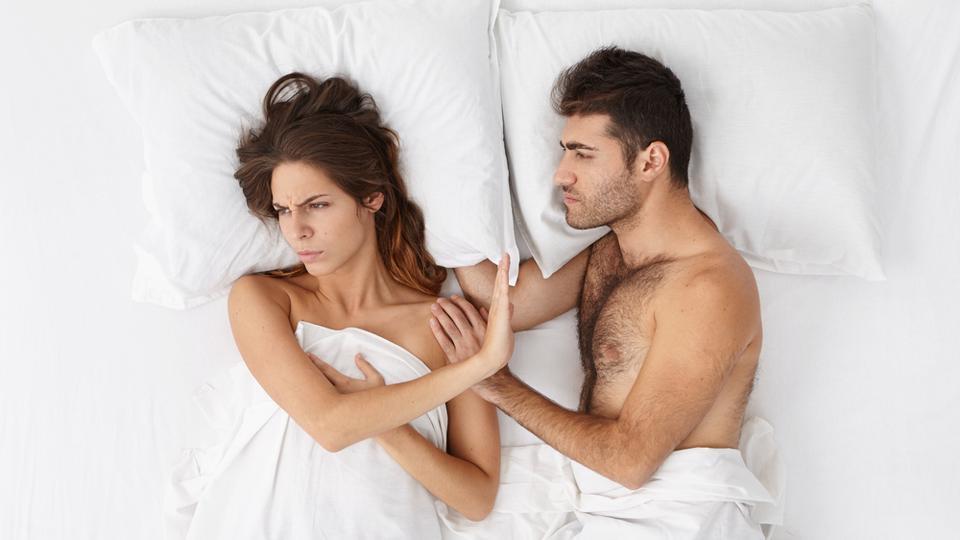 यौन र मानसिक अवस्थाको सम्बन्ध : सहवासको प्रयास गर्दा लिङ्ग उत्तेजित भएन