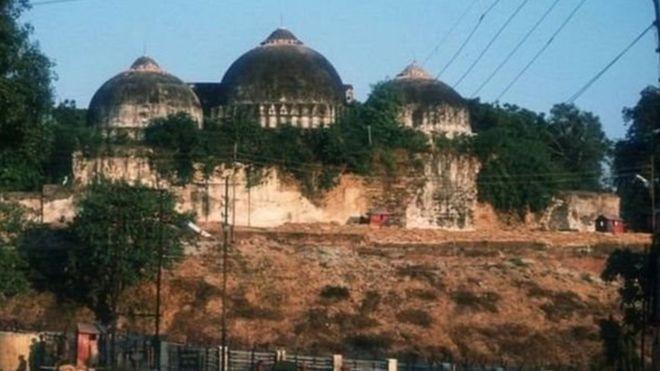 भारतीय उच्च अदालतको फैसला: अयोध्याको विवादित भुमिमा राम मन्दिर बनाउन आदेश
