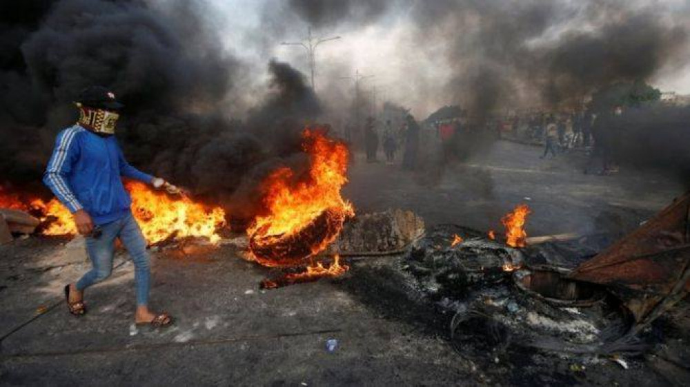 इराकमा भ्रष्टाचार विरोधी प्रदर्शन जारी, १५ जनाको मृत्यु, सयभन्दा बढी घाइते