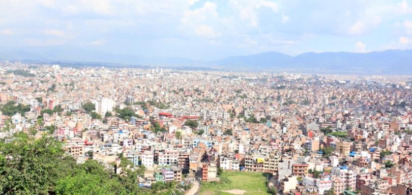 पश्चिमी वायुको प्रभावले घट्यो राजधानीको प्रदूषण