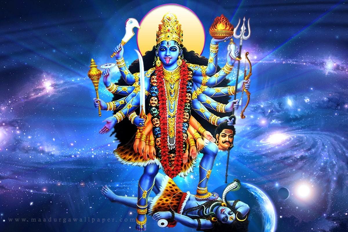 माता कालीले भगवान शिवको छातीमा किन टेकिन् ?