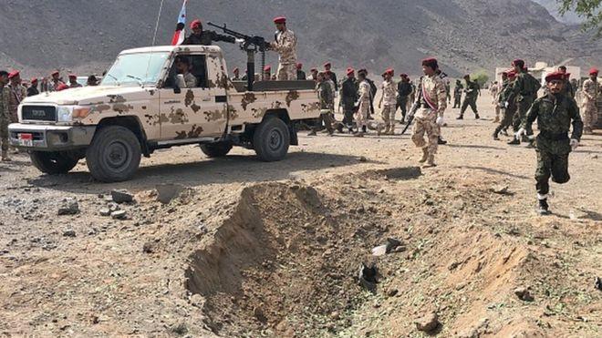 यमनमा मिसाईल आक्रमण, कम्तिमा १०० सैनिक मारिए
