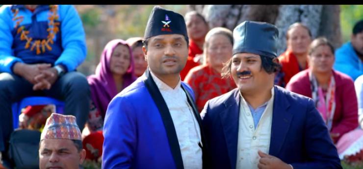 लुट्न सके लुटको अपार सफलतापछि पशुपति शर्माको 'जता नि चोर' सार्वजनिक (भिडियोसहित)