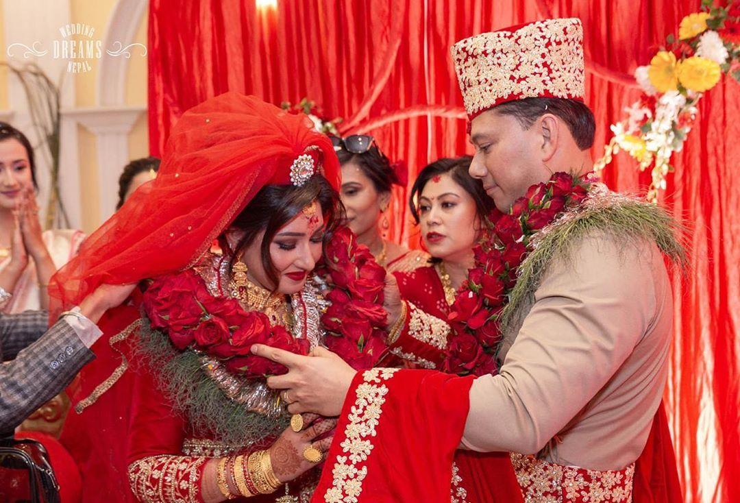 विवाह बन्धनमा बाँधिईन अभिनेत्री आँचल शर्मा