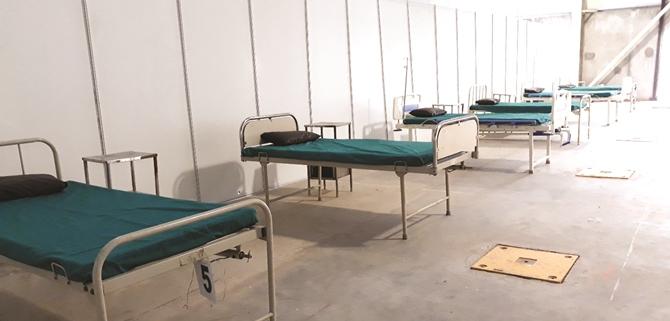 भरतपुर कोरोना विशेष अस्पताल आजदेखि सञ्चालन हुँदै
