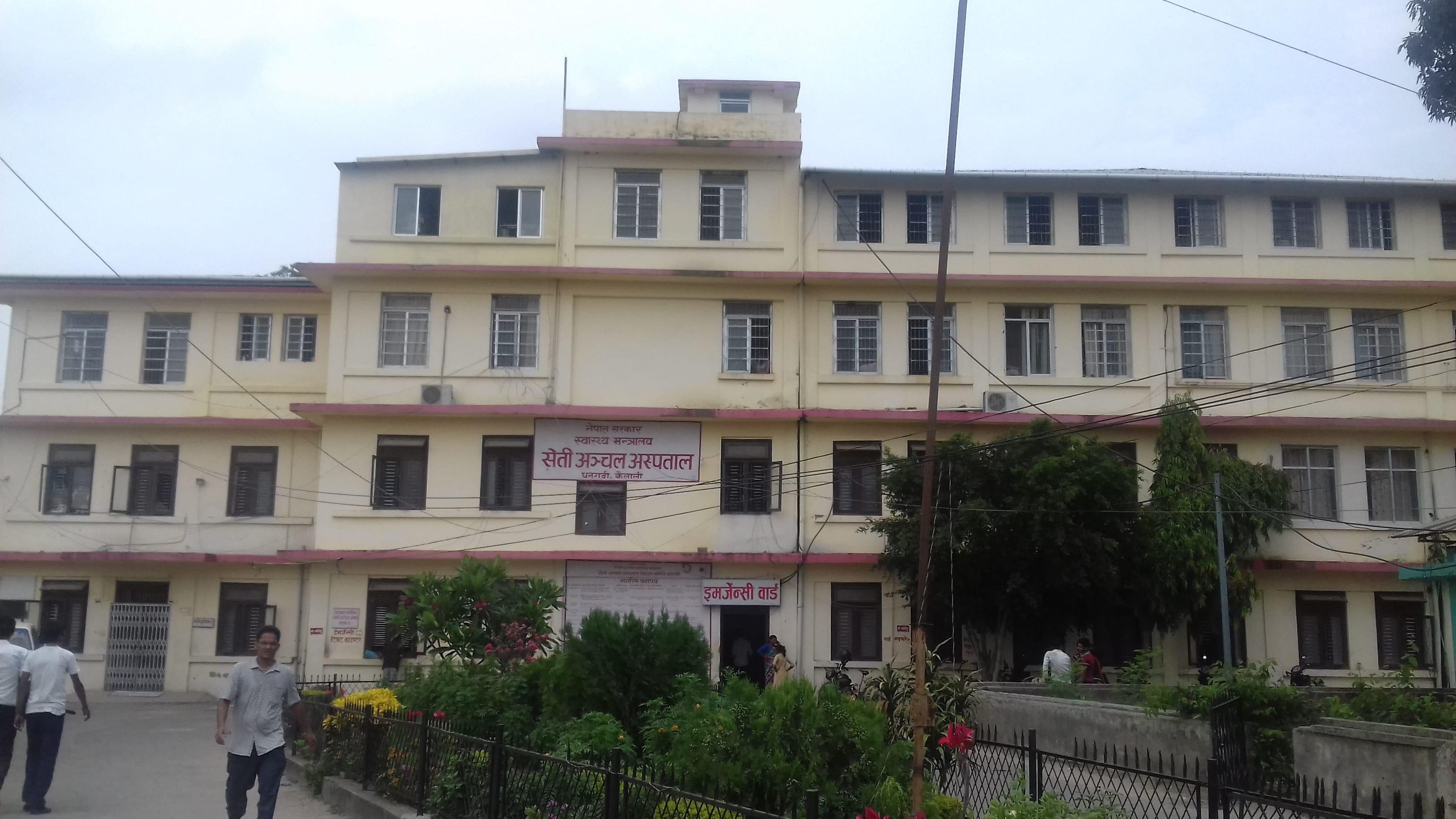 धनगढीमा कोरोना संक्रमित युवकका परिवारका सात सदस्यको रिपोर्ट नेगेटिभ