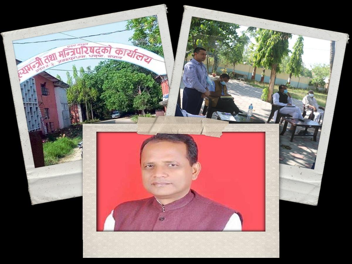 प्रदेश नम्बर २ मा दिनप्रतिदिन कोरोना संक्रमित थपिदै,प्रदेश सरकार निर्देशन दिनमा मात्रै केन्द्रित