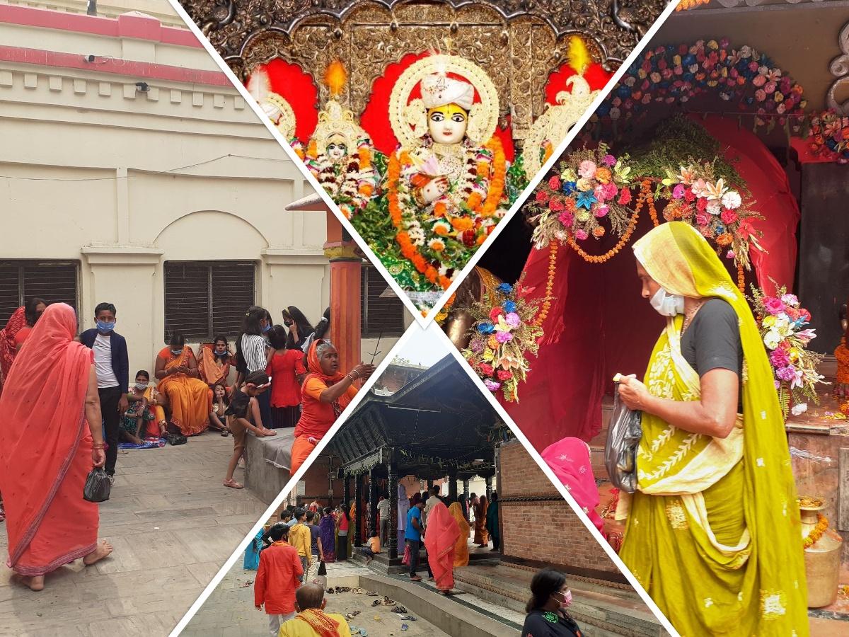 कोरोना प्रभाव : रामनवमी र चैते दशैँ प्रभावित