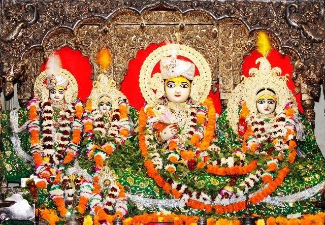 आज रामनवमी पर्व हर्षोउल्लासका साथ मनाइदै